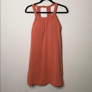 Prana Cantine Dress Toasted Terra Cotta